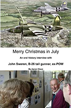 Merry Christmas in July by [Elson, Aaron]