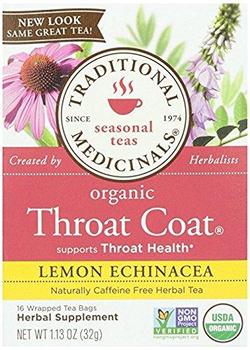 Throat Coat Tea