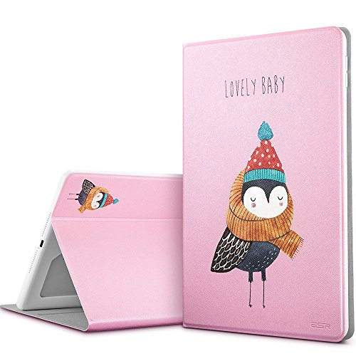 iPad 9.7 2018/2017 Case,ESR Slim-Fit Premium PU Leather Foli