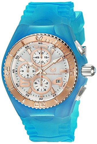 Technomarine Women's 'Cruise JellyFish' Quartz Stainless Steel Casual Watch (Model: TM-115289)
