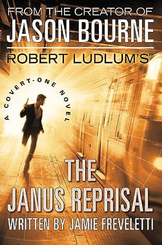 book cover of The Janus Reprisal