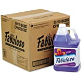 Fabuloso Products - Fabuloso - All-Purpose Cleaner, 1 gal. Bottle - Sold As 1 Each - Cleans while leaving a long-lasting scent. - No rinsing needed. - Concentrate makes 64 gallons of ready-to-use solution.