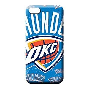 diy zhengiphone 5/5s cover Shock Absorbent New Fashion Cases phone cover shell oklahoma city thunder nba basketball