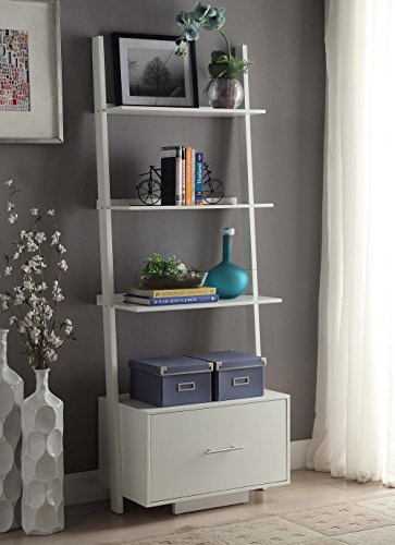 The 8 best bookcase white with drawers