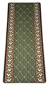 Amazon Com Dean Washable Non Skid Carpet Rug Runner