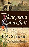 Book cover image for Bone-mend and Salt (Accidental Heretics Book 1)