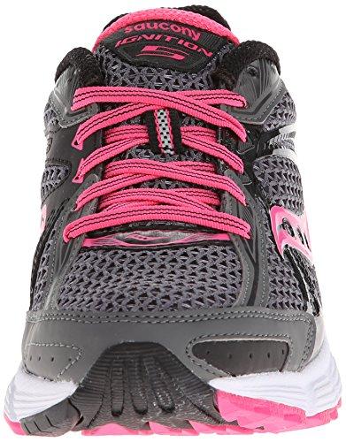 Women's Ignition Black Ignition Grey Women's Pink 5 w 5 Saucony BnHvEIqcWI