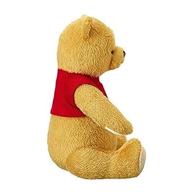 Disney Winnie The Pooh Plush - Christopher Robin - Medium - 14 Inch: Toys & Games