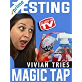 Überprüfung: Magic Tap As Seen on TV Testing