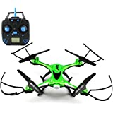 Wotryit JJRC H31 Waterproof One Key Return 2.4G 4CH 6Axis RC Quadcopter RTF (green)