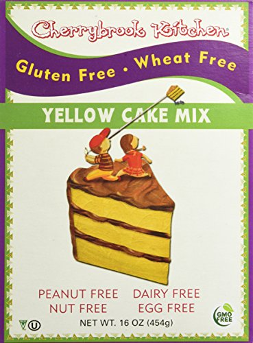 Cherrybrook Kitchen Gluten Free Yellow Cake Mix, 16 -