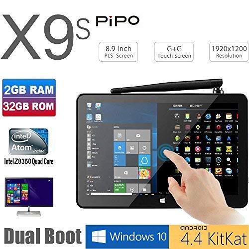 【値下げ】 TOZO Desktop PIPO X9s 32GB Mini PC Computer 8.9