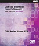 2009 CISM Review Manual, Isaca, 1604200375