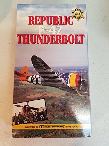 (Republic P-47 Thunderbolt [VHS])