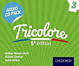img - for Tricolore 5e edition Audio CD Pack 3 book / textbook / text book