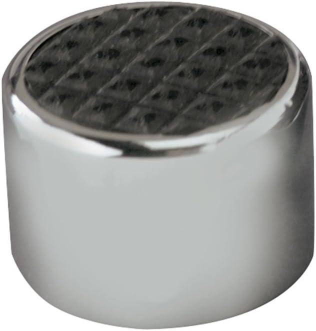 Lokar SPO-6072 Chromed Steel Round Dimmer Cover