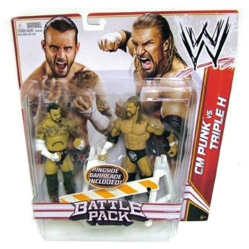WWE Triple H Basic Action Figure - 9