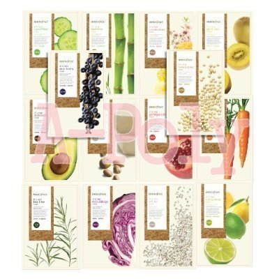 Innisfree It#039s Real Squeeze Mask Sheet x 15 sheets