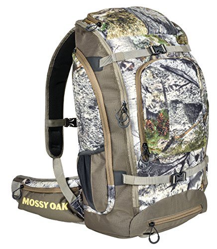 Mossy Oak Knuckleboom Technical Pack, Mountain Country (Realtree Mountain Boot)