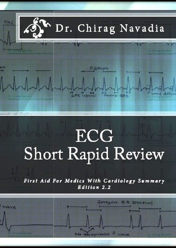 Short Review Flashcards Cardiology Summary ebook product image