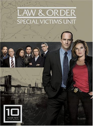 Law & Order: Special Victims Unit - The Tenth Year (Law And Order Svu Box Set 1 17)