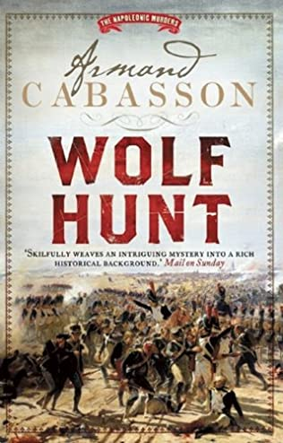 book cover of Wolf Hunt