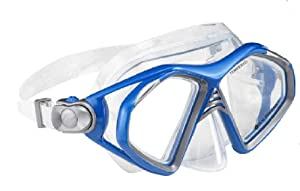 US Diver Unisex Admiral 2 LX Silicone Mask, Adult