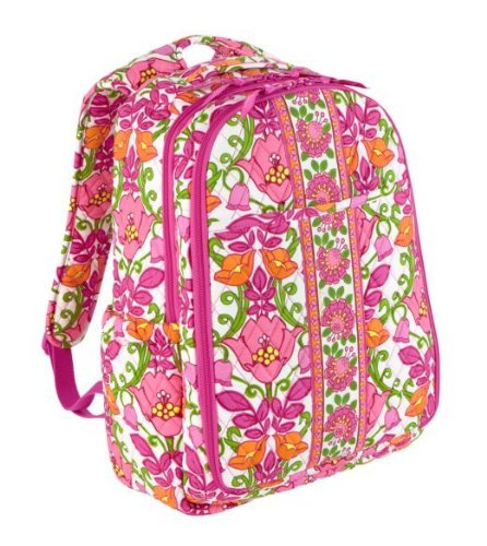 Vera Bradley Backpack Baby Bag in Lilli Bell