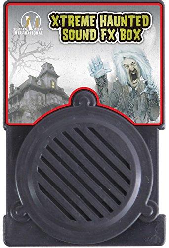 Xtreme Haunted Sound Fx Box (Halloween Sound Waves)
