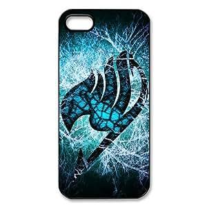 iPhone 4 / iPhone 4s TPU Gel Skin / Cover, Custom TPU Cell Phone Case - Fairy Tail