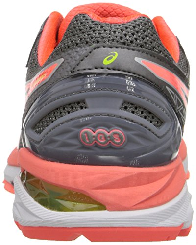 2000 Charcoal Coral Silver 4 6 GT Flash Running B Shoe US Yellow Flash Women's Asics pqExvfE