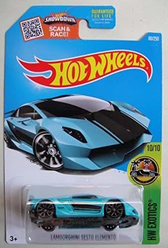 Mua Hotwheels Lamborghini Sesto Elemento Tren Amazon Mỹ Chinh Hang