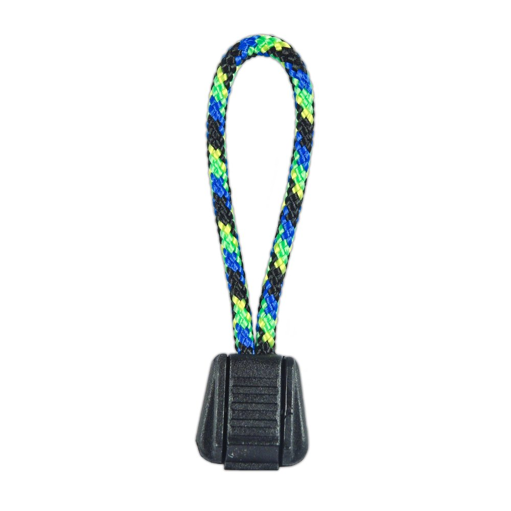 PARACORD PLANET Zipper Pulls Combinations – Choose from 5, 10 and 20 Pack Sizes