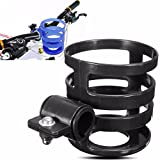 Bike Holder - Plastic Bike Bicycle Cycling Outdoor Water Bottle Rack Cup Cage Drink Holder - Bike Cup Holder Handlebar Cruiser Coconut Mount Glitter Attachment - 1PCs