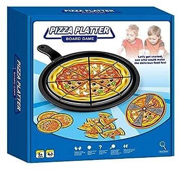 Neo Cocina Tu Pizza Juego De Velocidad, Habilidad Y Reflejos 5102:  Amazon.es: Juguetes Y Juegos