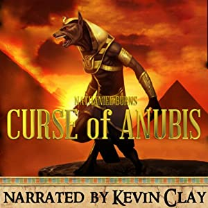 The Curse of Anubis Audiobook