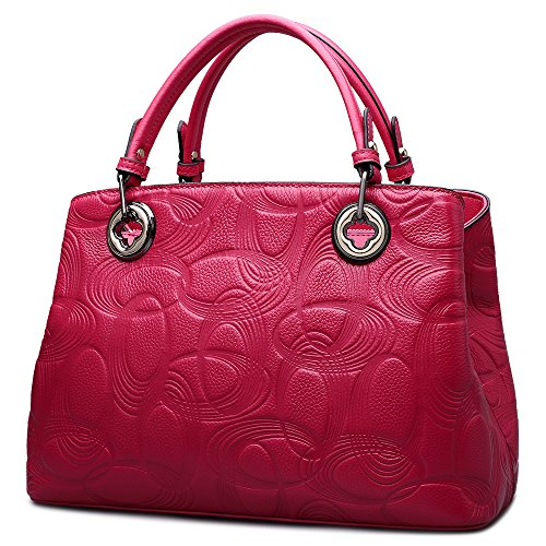 ZOOLER, Borsa a mano donna Rose Red
