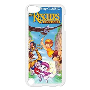 iPod Touch 5 Case White Rescuers ballistic phone cases hkhf7057167