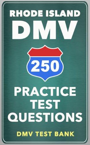 250 Rhode Island DMV Practice Test Questions