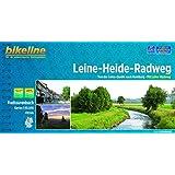 Leine - Heide - Radweg von der Leine-Quelle bis nach Hamburg by Bikeline (2013-11-18)