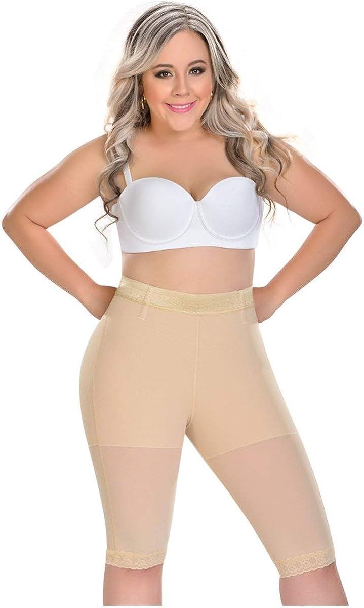 Amazon Com Fajas Colombianas Myd Faja Pantalones Cortos De Compresion Para Mujer Cintura Alta Levanta Cola Clothing