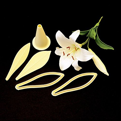 FMM Sugarcraft Exotic Lily Cutter (Lily Cutter)