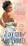 The Education of Mrs. Brimley by Donna MacMeans front cover