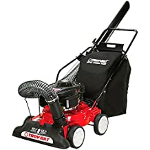 Troy-Bilt CSV60 159cc Push 3-in-1 Chipper Shredder Vac