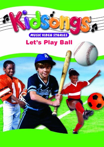 Kidsongs: Let's Play Ball (Kidsongs I Get Around)