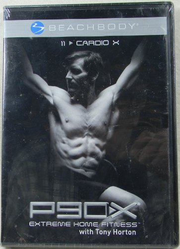P90X Extreme Home Fitness, Vol. 11: Cardio X (Beachbody) for sale  Delivered anywhere in USA