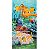 Brand New Disney Finding Dory Finding Nemo Bath Beach Childrens Towel by Disney