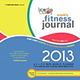 Streaming Colors Fitness Journal 2013 Weekly Planner, , 0982140665