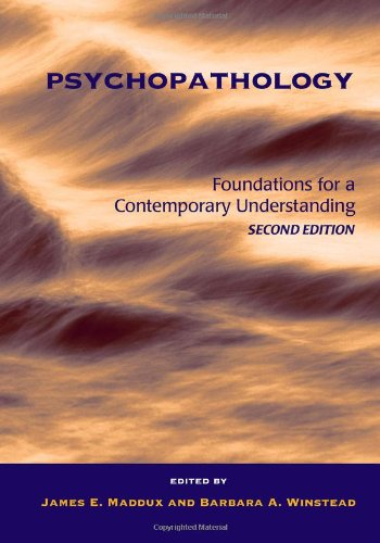 Psychopathology: Foundations for a Contemporary Understanding