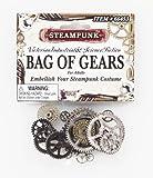 Search : Forum Novelties Men's Steampunk Victorian Bag Of Gears Costume Accessory